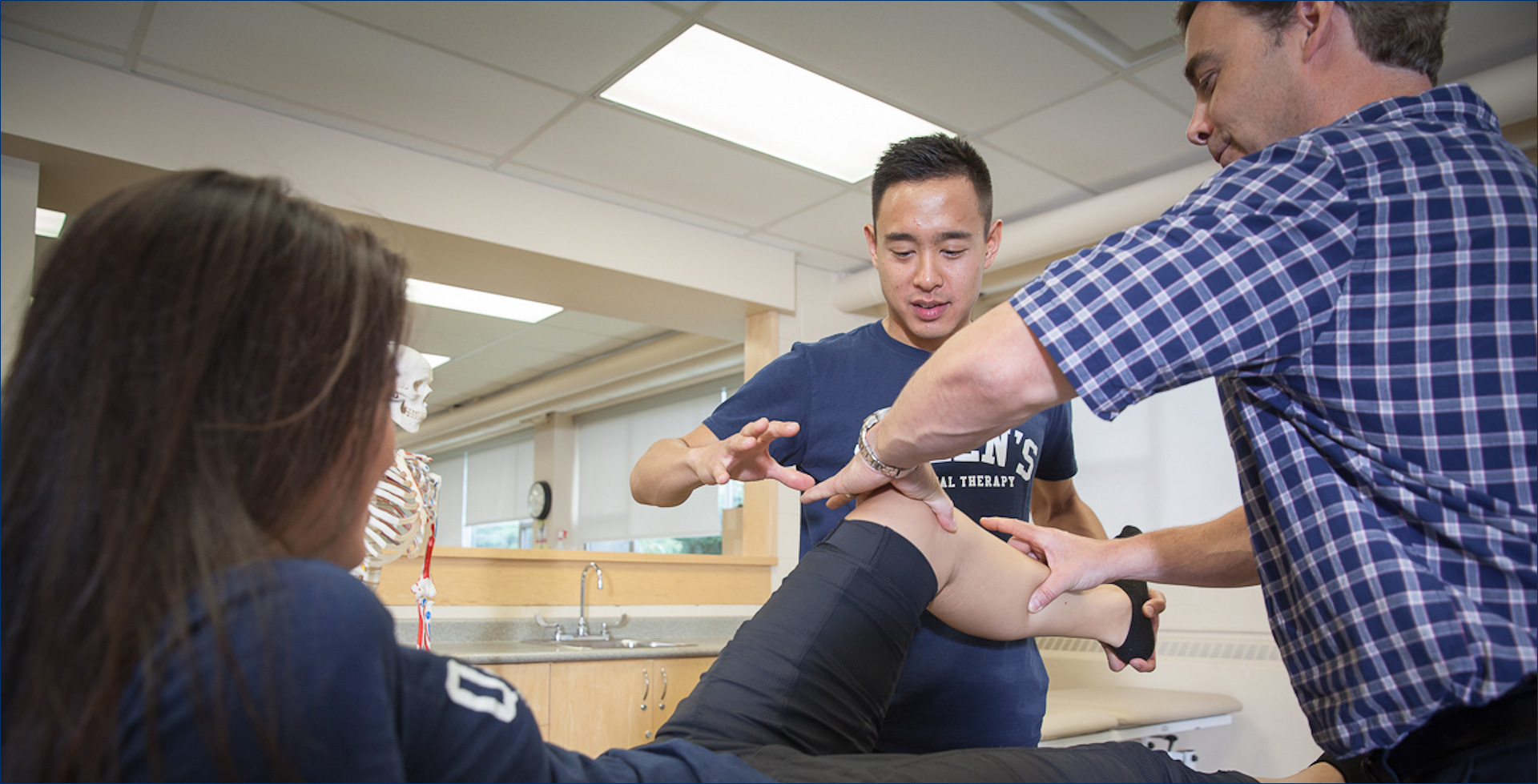 Welcome to Queen's Physical Therapy Clinical Education!