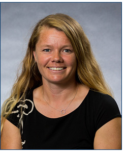 Melanie Law is the Associate Academic Coordinator of Clinical Education for the Physical Therapy program.