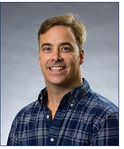 Randy Booth is the Academic Coordinator of Clinical Education for the Physical Therapy program.
