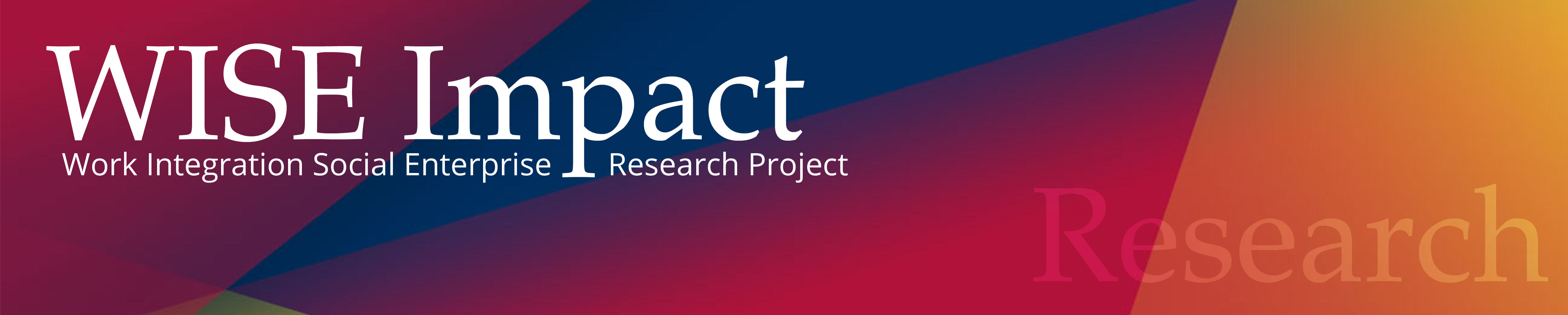 WISE - Research Project