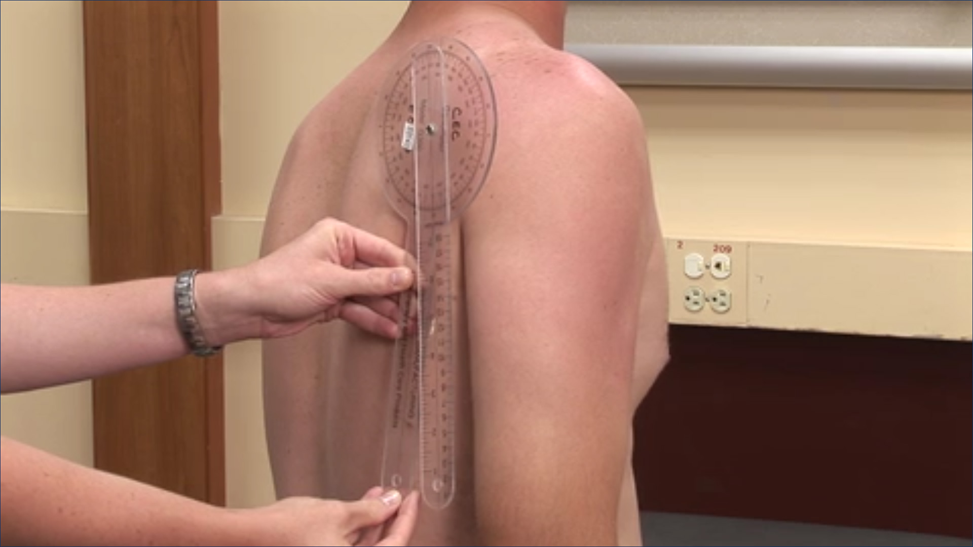 Video Title: Range of Motion and Manual Muscle Testing of the Upper Extremity Applied to Practice
