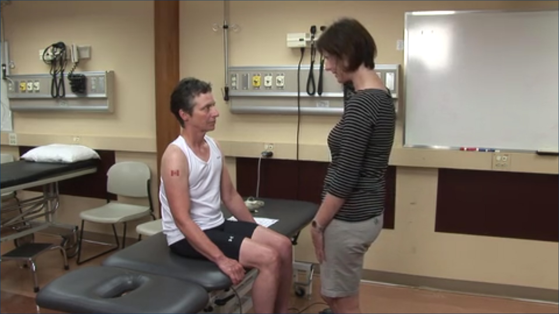 Video Title: Clinical Skills for Seating Assessment and Wheelchair Prescription